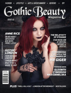 Gothic Beauty Issue 45