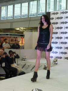 Queen of Darkness clothing at London Edge