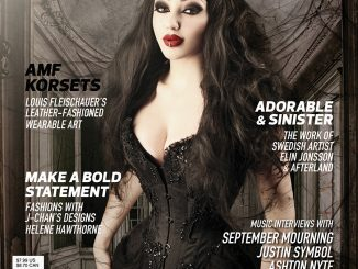 Gothic Beauty Issue 47