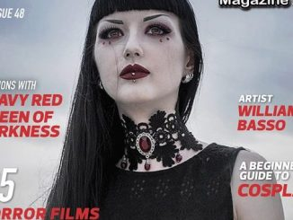 Gothic Beauty Issue 48