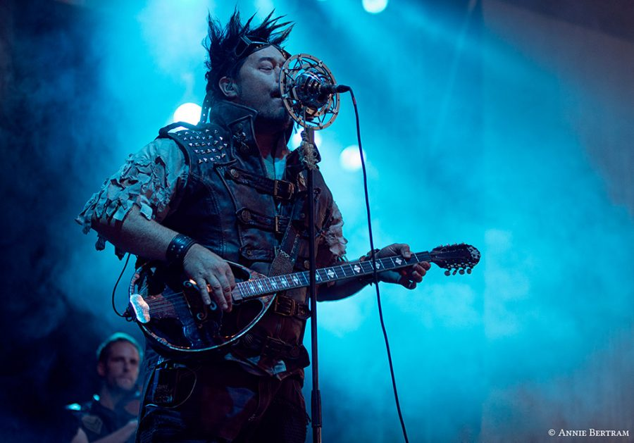 Abney Park at Wave-Gotik-Treffen