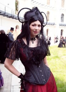 Victorian Village at Wave-Gotik-Treffen