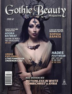 Gothic Beauty Issue 49